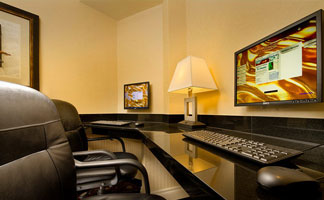 Services for Business at Our Puyallup Hotel