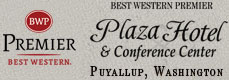 BEST WESTERN PREMIER Plaza Hotel and Conference Center in Pullayup/Tacoma