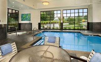 Our Puyallup Hotel is Complete with an Indoor Pool